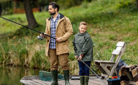Pratiquez la pêche