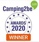 Camping 2 be Awards